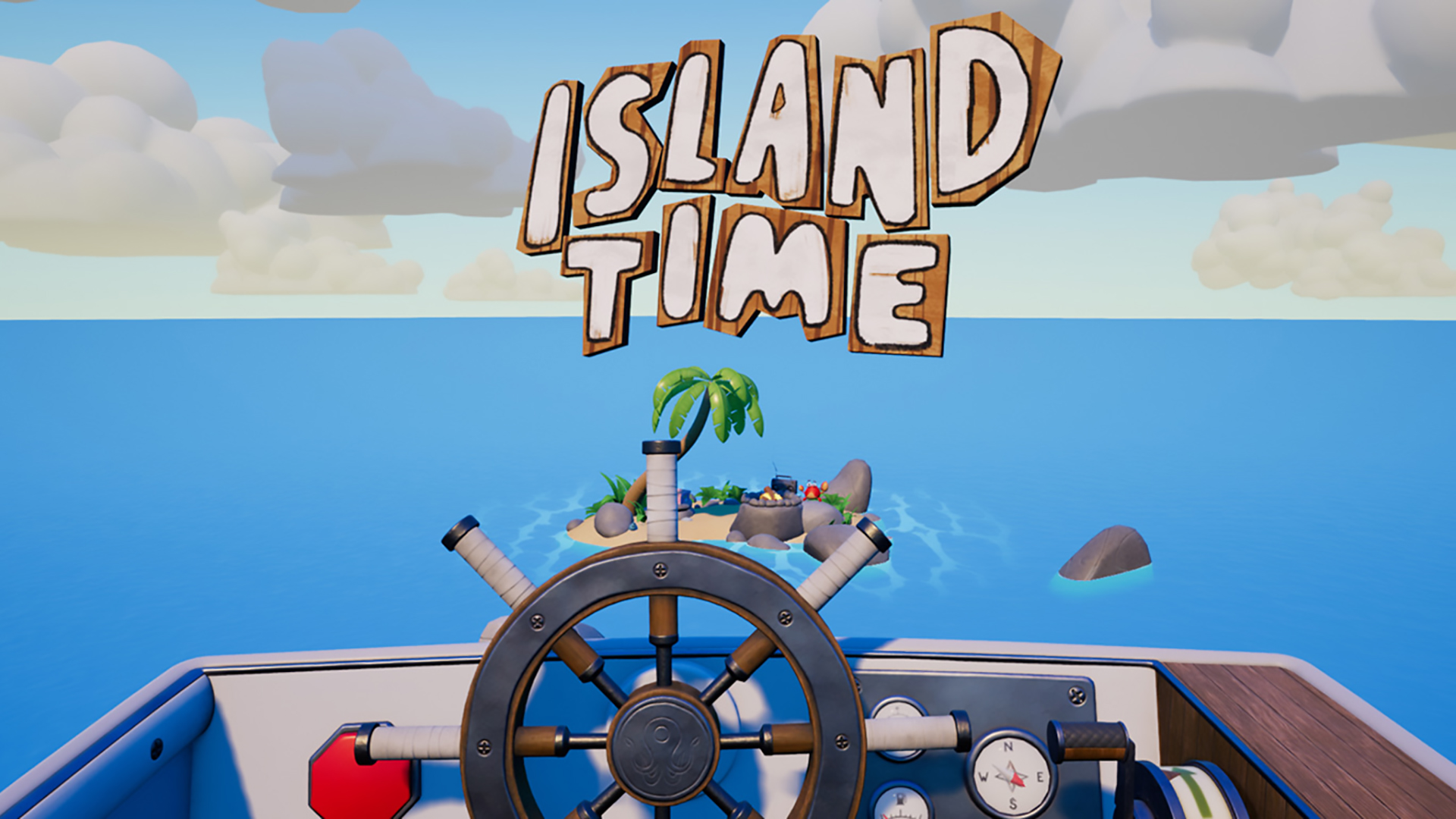 Island Time VR Game